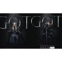 Juego De Tronos / Game Of Thrones - Todas Las Temporadas Hd