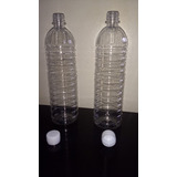 Envase Plastico Botella Pet Pote C/tapa, 1 Lt