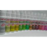 Colorantes Comestibles Soft Gel Importados Reposteria 25gr