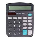 Calculadora Ronbon De Escritorio Cod Rb-837