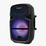 Corneta De 8 Pulgadas Sankey Recargable Bluetooth Micrófono