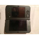 New Nintendo 3ds Xl Poco Uso Con  3 Juegos Cargados Original