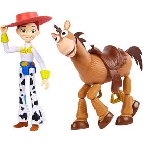 Jessie Con Tiro Al Blanco Toy Story Disney Pixar 4 Original