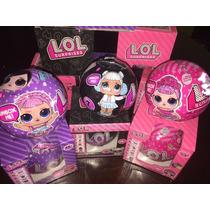 Lol Surprise Lil Sisters Black Sopresa Dentro De La Bola
