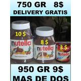 Nutella Go 52 Gr / 750 Gr / 950 Gr. Gran Oferta. Chocolates.