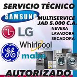 Servicio Técnico Nevera Lavadora LG Reparación Mantenimie