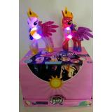 My Little Pony Unicornio Luces Y Musica 25cm