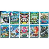 Juegos Digitales De Wii U Pack