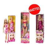 Muñecas Barbie Originales Mattel.... 12 Verdes. Oferta 2019.
