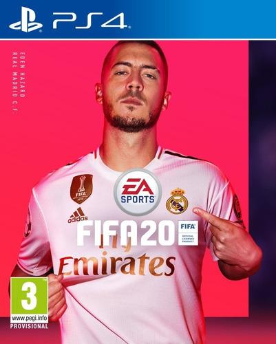 Fifa 20 Ps4 Digitl Primario. Gamerstore_pzo
