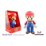 Muñeco Super Mario Bros Grande 23cm Niños Somos Tienda