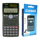 Calculadora Cientifica Casio Modelo Fx-991ms 401 Funcion Gk
