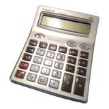 Calculadora De Escritorio Taksun 14x18cm 12 Dígitos Myp