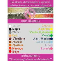 Encajes De Azúcar Sugarveils Encajes Comestibles Repostería