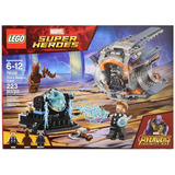 Lego Marvel Avengers Kit De Construccion 76102 Infinity War