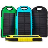 Power Bank Solar 6000mah Somos Tienda Física Chacao
