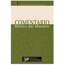 Comentario Biblico El Maestro/ Casadediosvzla