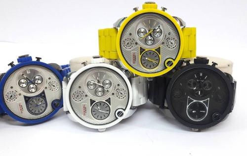 b6fac4a56859 Relojes Diesel Nuevos Modelos 2018 Esfera Grande
