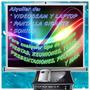 Alquiler Video Beam Hd Laptop Pantalla Apuntador Sonido Wii!