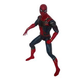 Muñeco Spiderman Vengadores End Game Iron Man Hombre Araña