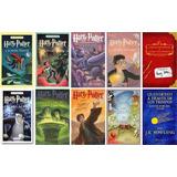 Colección Harry Potter · La Mas Completa · 33 Libros