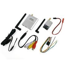 Receptor Y Transmisor De Video Fpv 200mw 5.8ghz