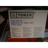 Toner Minolta Ep 1030 1031 Tipo 103b 4x55 Gramos Switzerland