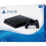 Ps4 Playstation 4 1 Tb Slim Nuevo Sellado! Somos Tienda!!