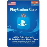 Tarjeta De Regalo Psn Store Playstation Network Ps3 Ps4 (25)