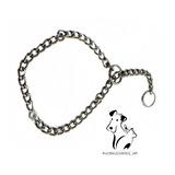 Collar Ahogo Adiestramiento Para Perros De 3 Mm X 56 Cms