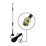 Antena/extension Telular-router Con Conector Sma. Cable 3mts