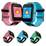Reloj Smartwatch Q9 Kids Niños Camara Gps Linterna Sos