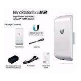Ubiquiti Nanostation Loco M2 2.4ghz Indoor/outdoor 8.5 Dbi
