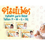 Pañales De Bebes Desachables - Talla P - Bulto X 216 Unds