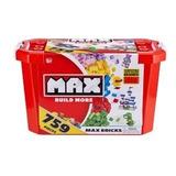 Max Lego De 759 Piezas Incluye Plantilla