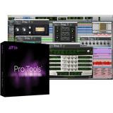 Avid Pro Tools Hd V12.5.0.395 + Avid Plugins + Extras