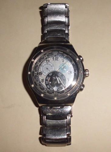 07e5799bb135 Reloj Swatch Irony Original Acero