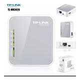 Router Wifi Tp Link 3g/4g Portatil