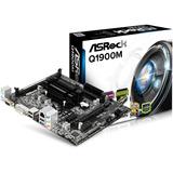 Tarjeta Madre Asrock Q1900m + Procesador Intel Quad Core 2.0