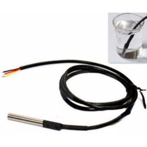 Sensor Temperatura Ds18b20 Sencillo O Sumergible, Arduino ..