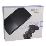 Playstation 2 Slim 100% Nuevo Original, Sin Chipiar