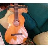 Guitarra Acustica Yamaha C40 Con Forro Acolchado Cambio