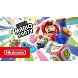 Video Juego - Nintendo Switch - Super Mario Party