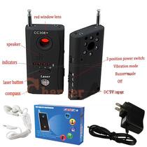 Detector De Dispositivos De Camaras, Microfonos Espias Ocult