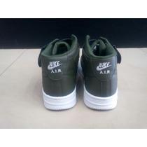 Botas Nike Air Force One Verdes Para Caballero 40 A 45 en venta en ... 0f6c6d28588ce