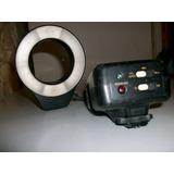 Canon Ml Ml-2 Ring Light / Macro Flash
