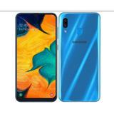 Samsung A30 4/64gb+microsd 64gb+forro Tienda