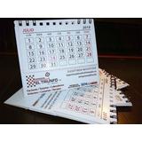Calendarios De Escritorio (10 Calendarios) / Personalizados