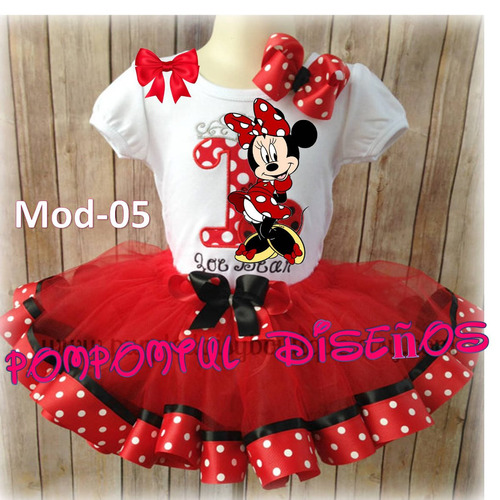 672d2a5402 ... para Niños. Conjuntos Tutu Vestidos Minnie Mouse Falda Tutu Minnie Mouse