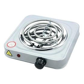 Cocina Electrica 1 Hornilla 110v Cromada 1000w Portatil